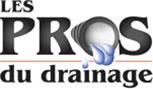 Logo - Les PROS du drainage